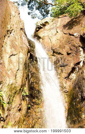 Waterfall Divine Natural Magic