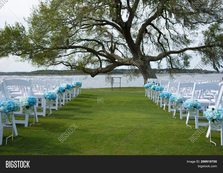 Outdoor Wedding Venue Image Photo Free Trial Bigstock