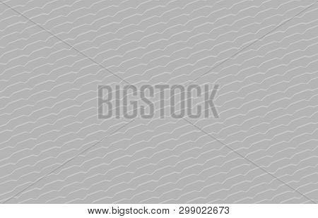 Simple Grey Color Background, Modern Black Grey Background, Art Line Shape Zig Zag Doodle Dark Wallp