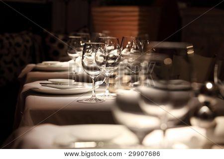 Wein Glas atnosphere