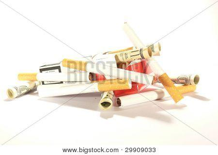 Expensive nicotine