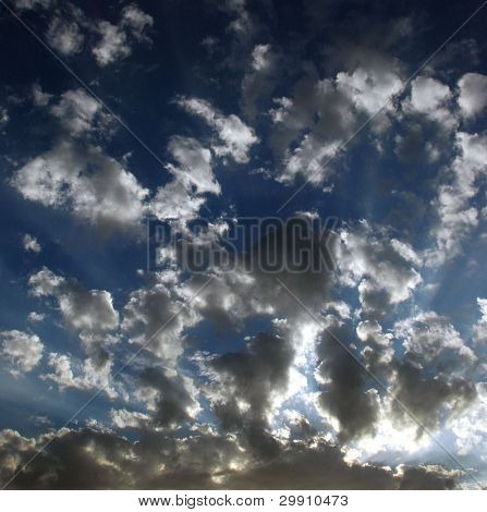 Cloud formation