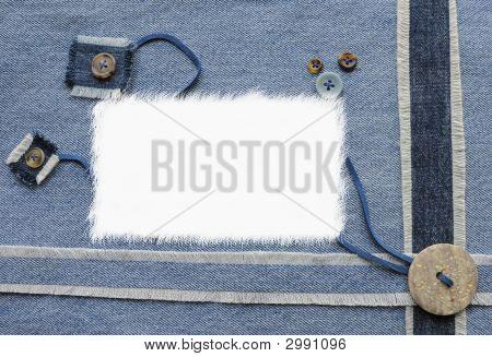 Jeans Style Scrapbook