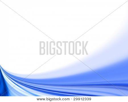 blue waves design