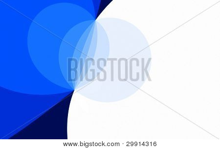curvilinear shapes background