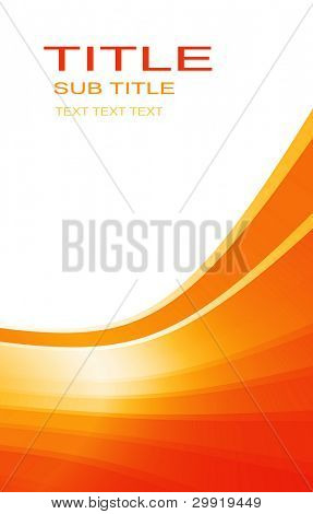 Report or book cover with shiny look; series RC1