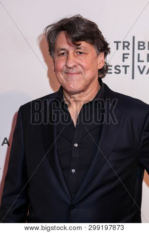 NEW YORK, NY - APRIL 30. 2019: Cameron Crowe attending at 30th Anniversary of