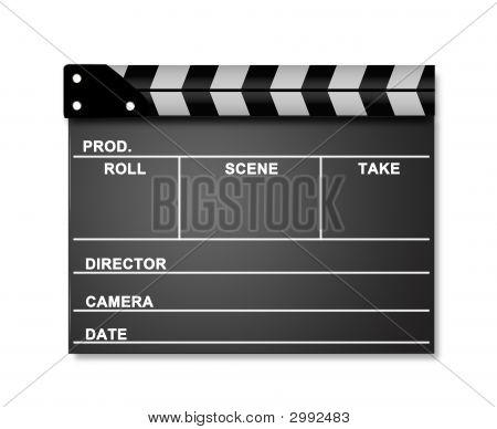 Film Clapper I