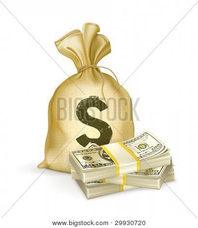 Sack and money, 10eps