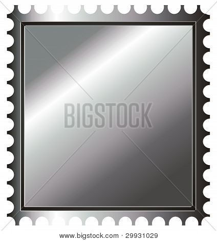 silver stamp