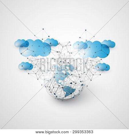 Networksbackground1046.eps