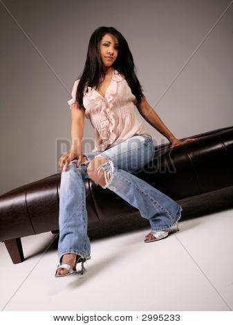 Casual Fashion Woman