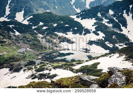 The Seven Rila Lakes, Rila Mountains, Bulgaria
