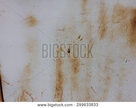 Rusty Metal Textured Background, Old Metal Iron Rust Background And Texture, Metal Corroded Texture,