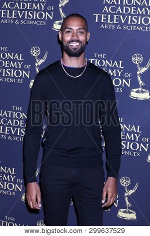 LOS ANGELES - MAY 1:  Lamon Archey at the 2019 Daytime Emmy Nominees Reception at the Castle Green on May 1, 2019 in Pasadena, CA