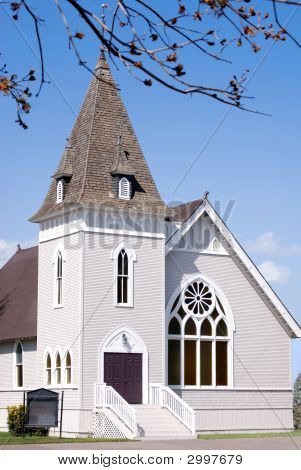 Historic Country Church