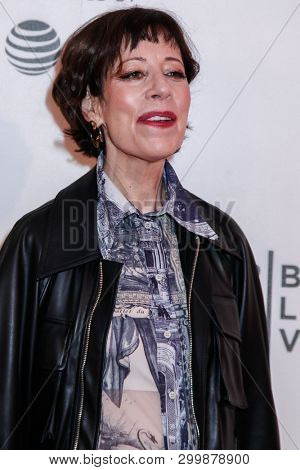 NEW YORK, NY - MAY 03. 2019: Allyce Beasley attends at