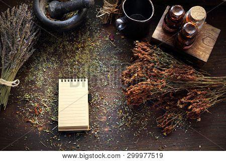 Alternative Medicine, Natural Herbal Methods Of Treatment