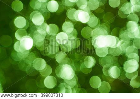 Green Bokhe,bokeh On Nature Abstract Blur Background Green Bokeh From Tree ,sunny Green Nature Backg