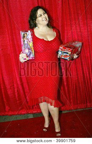 UNIVERSAL CITY - DEC. 4:Cassie Jordan arrives at publicist Mike Arnoldi's birthday celebration & Britticares Toy Drive for Children's Hospital at Infusion Lounge on  Dec. 4, 2012, Universal City, CA.