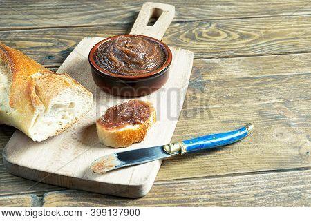 Chestnut Cream And Bread