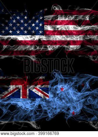 United States Of America, America, Us, Usa, American Vs New Zealand, Ross Dependency Smoky Mystic Fl