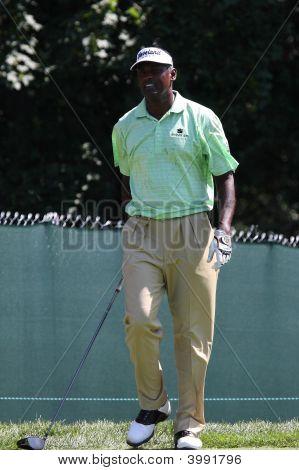 Professional Golfer Vijay Singh