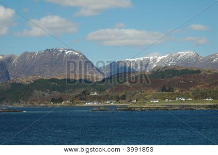 Loch Carron, Scotland