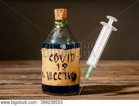 Fake Covid Vaccine