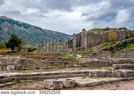 Dodona In Epirus, Northwestern Greece, Was The Oldest Hellenic Oracle, Possibly Dating To The Second