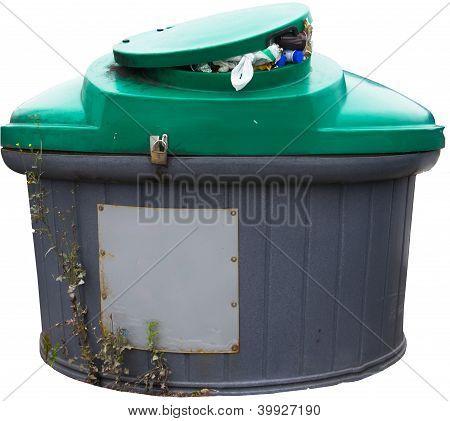 Keep Your Trash  Sealed