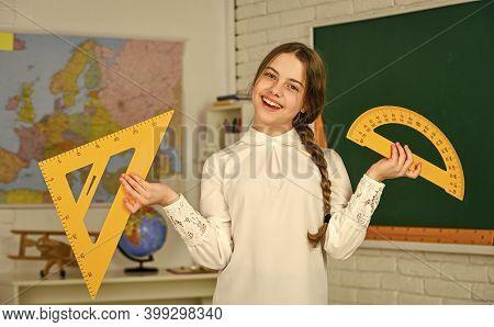 Kid School Uniform. Share Quality Educational Content. Stem Concept. Education And School Concept. S