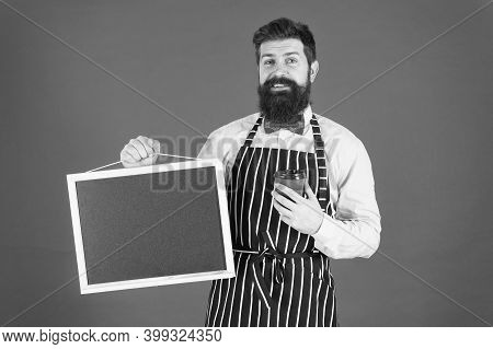 Cafe Seasonal Menu. Waiter Bartender. Cafe Bar Barista Job. Barista Handsome Worker. Cold Brew Coffe
