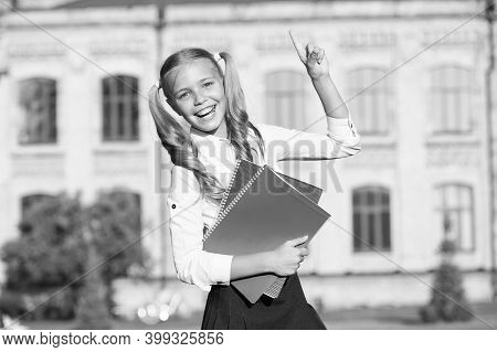 Done With Homework. Happy Kid Got Homework Idea Outdoors. Homework Club. Afterschool Activities. Hom