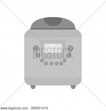 Multicooker, Flat Style Kitchen Appliance, Food Preparation Equipment, Multi-purpose Kitchen Applian