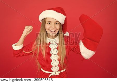 Cheerful Mood. Christmas Party. Winter Holidays. Playful Mood. Christmas Celebration Ideas. Child Sa