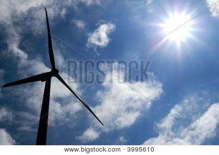 Sun-Energy And Wind-Energy