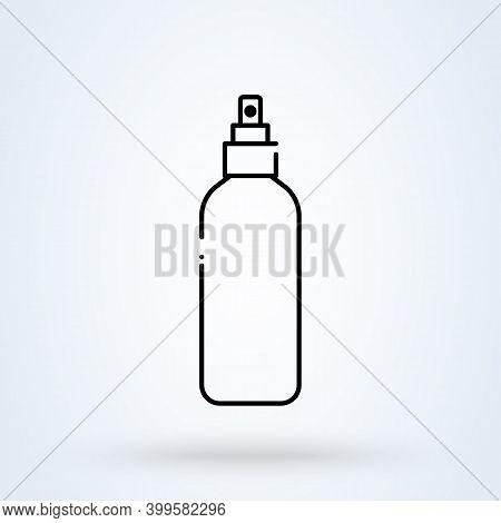 Bottle Alcohol Spraying Anti-bacterial Sanitizer, Sanitizer To Prevent Colds, Virus, Coronavirus, Fl