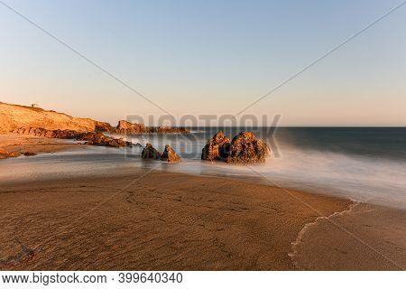 Beach Sunset - Malibu, California