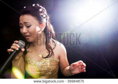 Singing Woman Of Asia