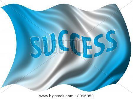 Success Flag