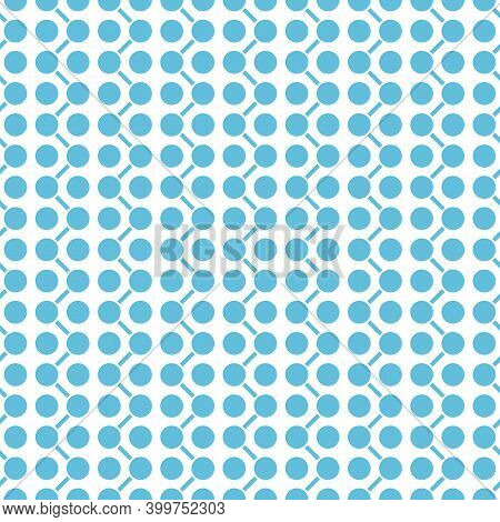 Circles, Lines Ornament. Geometric Background. Line, Circle Shapes Seamless Pattern. Stripes, Rounds