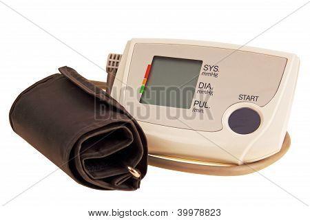 Instrument For Measuring Blood Pressure.