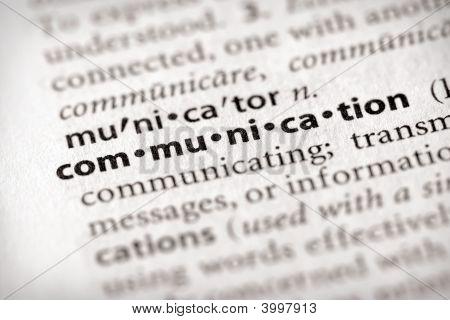 Série de dicionário - Marketing: comunicação