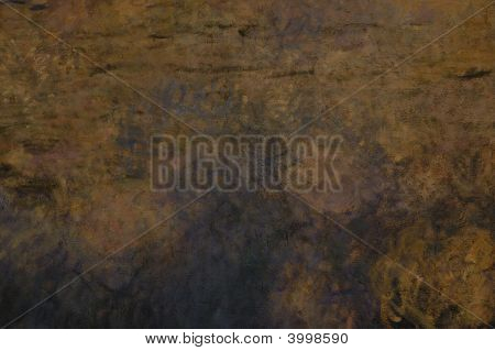 Earthy Painted Texture