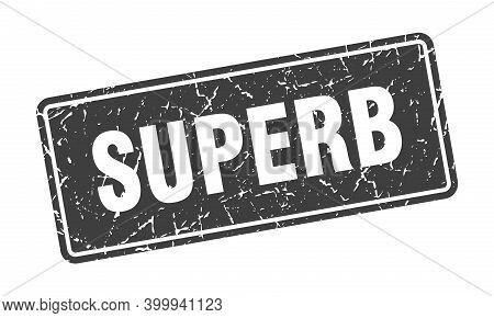Superb Stamp. Superb Vintage Black Label. Sign