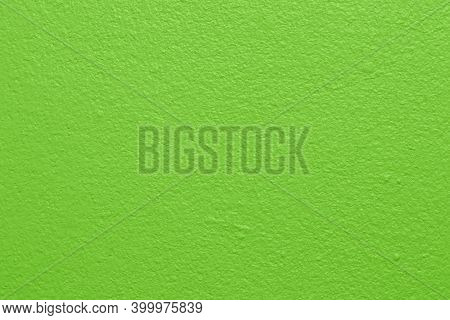 Light Green Lime Concrete Cement Wall Texture For Background And Design Art Work.