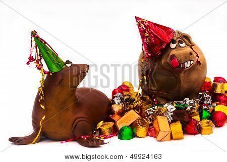 Chocoholic Party!