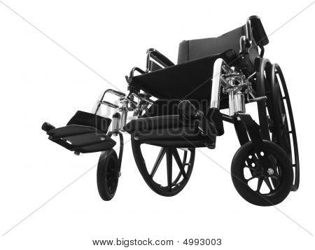 Black Wheel Chair