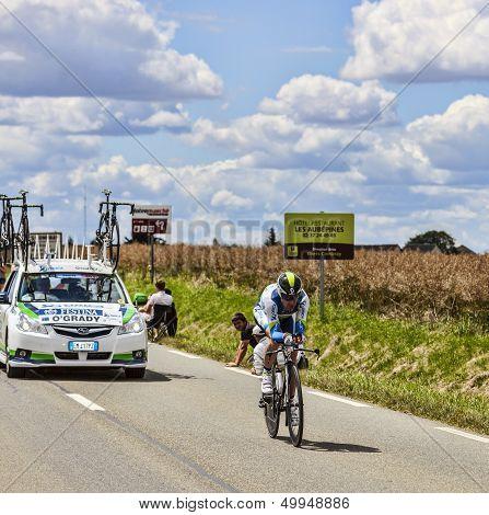 The Australian Cyclist Stuart O'Grady